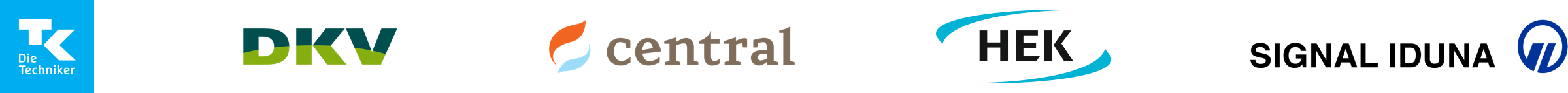 Mandanten: TK DKV Central Signal Iduna