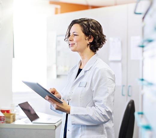 Vorteile für Ärzte